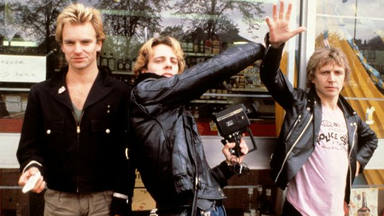 Andy Summers, Stewart Copeland y Sting, The Police