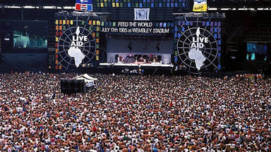 ¿Qué fue el Live Aid y qué bandas tocaron en él? El día en el que el rock unió al mundo