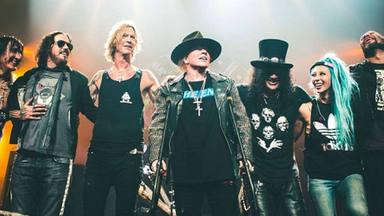 Guns N' Roses comienza a reprogramar fechas de su gira americana