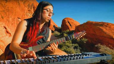 ctv-ltr-dream-on-guitarra-teclado