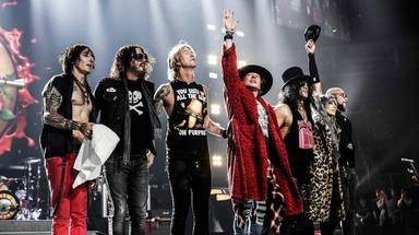 Richard Fortus el motivo por el que ser guitarrista en Guns N' Roses es realmente difícil