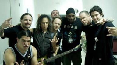 ¿Cómo es hacer una audición para entrar en Metallica y no ser seleccionado?