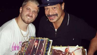 La fiesta de cumpleaños más épica de Andrew Watt, así se han unido Robert Trujillo (Metallica) y Chad Smith