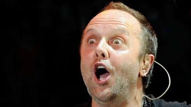 La divertida foto de Lars Ulrich (Metallica) en la que acepta el hecho de que se está quedando calvo