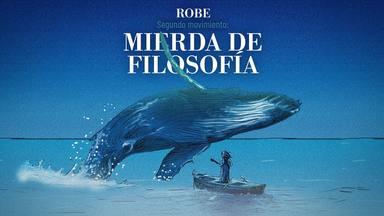 """Así suena """"Segundo movimiento: Mierda de filosofía"""", el primer adelanto del nuevo disco de Robe"""