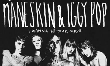 """Maneskin se une a Iggy Pop para una nueva versión de """"I Wanna Be Your Slave"""""""