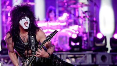 Paul Stanley da positivo en COVID-19: Kiss cancela su siguiente concierto a última hora