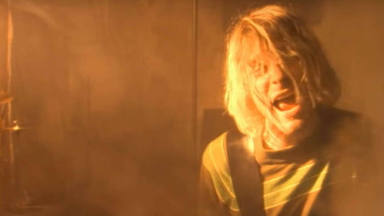 "Kurt Cobain arrasa la lista con ""Smells Like Teen Spirit"""