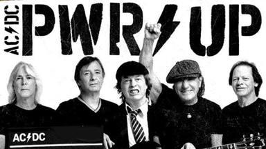 """AC/DC vienen dispuestos a """"salvar el Rock"""" con Power Up"""