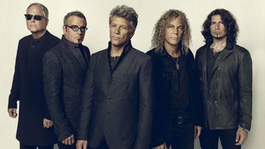 """El final de Bon Jovi está """"en manos"""" de The Rolling Stones"""