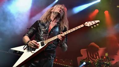 """K.K. Downing y la verdad sobre su salida de Judas Priest: """"No me creía una palabra de lo que estaba diciendo"""""""