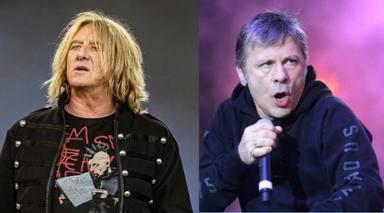 """¿Son Def Leppard e Iron Maiden son las únicas bandas de su generación """"que hicieron algo por sí mismas""""?"""
