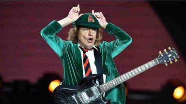 Angus Young se moja: este es, según él, el mejor disco de la historia de AC/DC