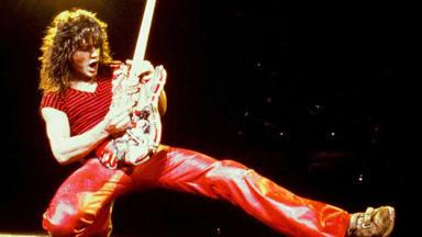 El precioso mural dedicado a Eddie Van Halen que te dejará sin palabras