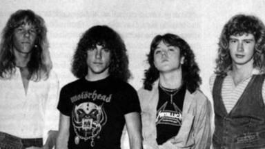 Ron McGovney aclara los rumores sobre quién fue el primer cantante de Metallica