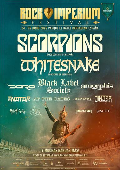 Rock Imperium anuncia el concierto exclusivo de KKS Priest por primera vez en España