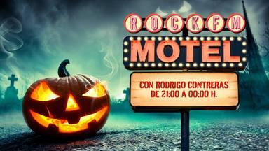 La noche más terrorífica del año llega a RockFM Motel