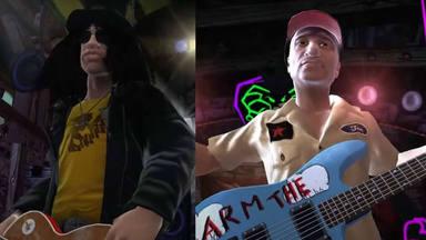 """Tom Morello (RATM) y Slash (Guns N' Roses) explican cómo el 'Guitar Hero' """"les cambió la vida"""""""
