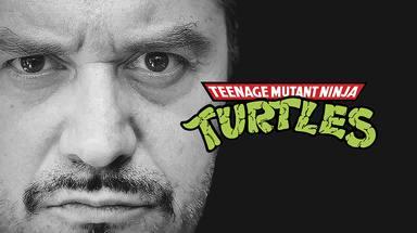 Mike Patton Tortugas Ninja
