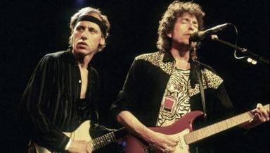 """El batería original de Dire Straits recuerda su """"horrenda"""" colaboración con Bob Dylan"""