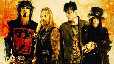 """El nuevo fichaje de Mötley Crüe para """"The Stadium Tour"""" en el que podría haber estado el hijo de Slash"""