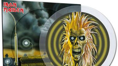 Iron Maiden lanzará una edición limitada y muy especial de su primer disco homónimo