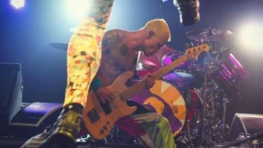 El apoteósico momento en el que Red Hoy Chili Peppers invadieron las Pirámides de Egipto