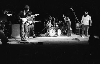 Cazado en vivo: Imprevistos antes de Woodstock