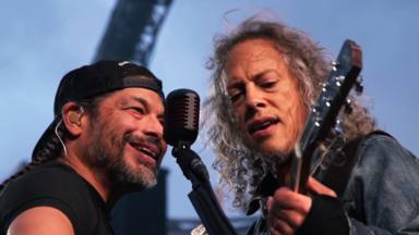 Kirk Hammett, Rob Trujillo y Kamasi Washington: Nueva versión de 'My Friend of Misery' de Metallica