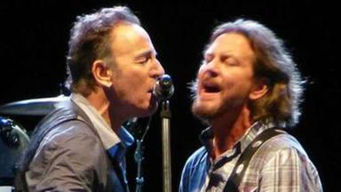 Eddie Vedder (Pearl Jam) desvela el mejor consejo que le dio Bruce Springsteen