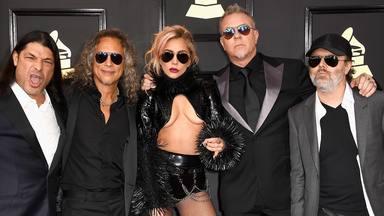 Lars Ulrich (Metallica) revela cual es la canción favorita de Lady Gaga