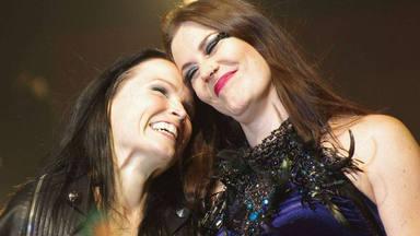 Tarja Turunen y Floor Jansen, el cara a cara definitivo entre las cantantes de Nightwish