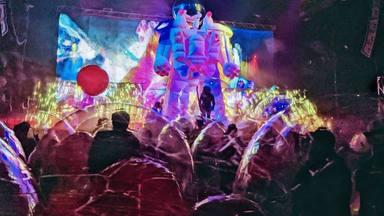"""Así ha sido el primer concierto """"en burbujas espaciales"""" de la historia: """"raro"""", divertido y seguro"""