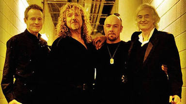 Led Zeppelin: por qué la banda no volvió a salir de gira con Myles Kennedy como cantante