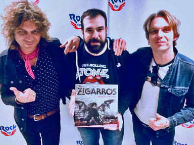Entrevista a LOS ZIGARROS