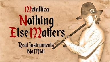 """La alucinante versión de """"Nothing Else Matters"""" si hubiera sido compuesta en la Edad Media"""