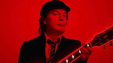 ¿Cómo de antiguas son las canciones del 'Power Up' de AC/DC? Angus Young responde