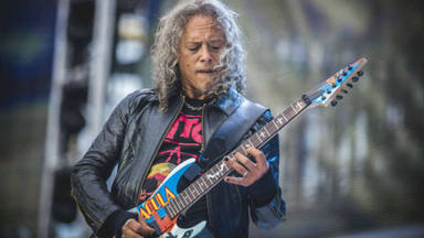 Kirk Hammett (Metallica) y David Gilmour (Pink Floyd) anuncian la salida de nueva música dentro de este libro