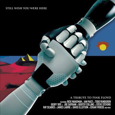"""La emocionante versión de """"Wish You Were Here"""" (Pink Floyd) realizada por Deep Purple y varias bandas de metal"""