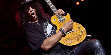 El histórico acuerdo entre Slash (Guns N' Roses) y Gibson que cambiará la forma en la que ves a la marca