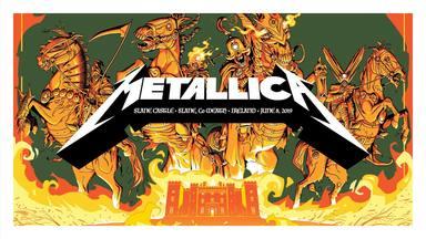 Metallica en directo desde Slane Castle - retransmisión durante la cuarentena