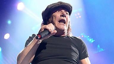 Brian Johnson explica cuál es la tremenda desventaja que tiene ser parte de AC/DC