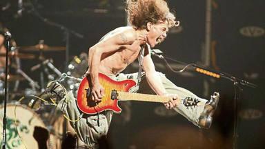 """La verdadera cara de Eddie Van Halen un año después de su muerte: """"Cruzó una marabunta solo para decirme esto"""""""