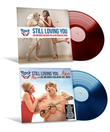 """Still Loving You"" en vinilo"