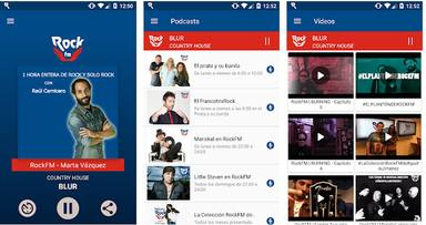 Sobre la app de RockFM
