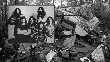 El accidente de Lynyrd Skynyrd: premoniciones, un avión destartalado y una tragedia irremediable