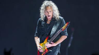Metallica Perform At The O2 Arena