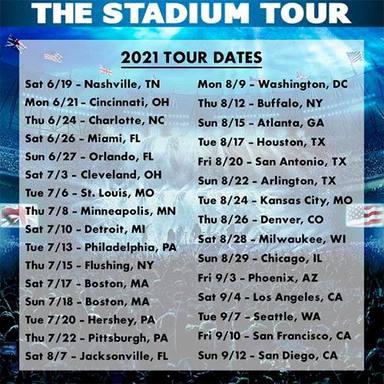 Cartel The Stadium Tour
