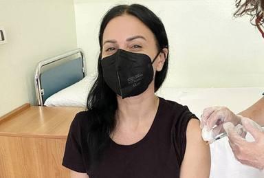 La reflexión de Cristina Scabbia (Lacuna Coil) tras ponerse la vacuna contra la COVID-19