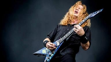 Dave Mustaine (Megadeth) te mandará un vídeo personalizado, pero solo si le pagas 150 dólares